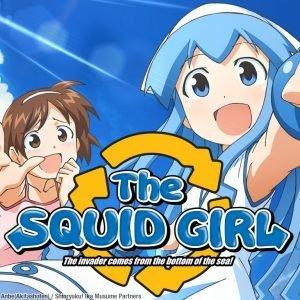 Squid Girl Figures