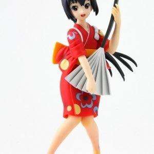 K-ON! Nakano Azusa Figure Engeki Taikai! Ver. Banpresto UK K-on figures UK azusa nakano figures UK k-on azusa figures UK k-on anime figures UK animetal