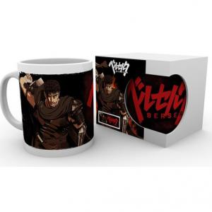 Berserk Guts Mug UK Berserk merch UK Berserk merchandise UK Berserk anime merch UK animetal Berserk official licensed mug UK