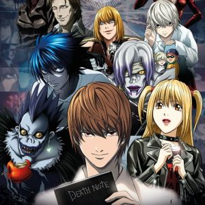 Death Note Figures