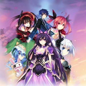 Date A Live Figures