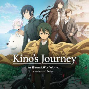 Kino's Journey Figures