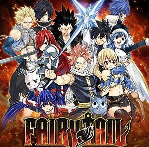 Fairy Tail Figures