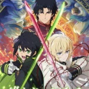 Seraph of the End Figures
