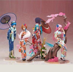 Vocaloid Figures