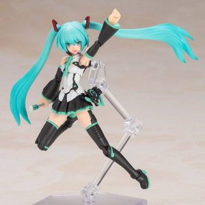 Vocaloid Hatsune Miku Frame Arms Girl Plastic Model Kit Kotobukiya UK Hatsune Miku Frame Arms Girl Plastic Model Kit UK Animetal Vocaloid anime figures UK