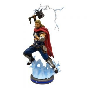 Avengers 2020 Video Game Thor PVC Statue 1/10 Scale Marvel UK Avengers Statues UK Avengers thor statues UK Animetal Marvel collectibles UK