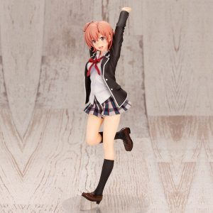 My Teen Romantic Comedy SNAFU Yui Yuigahama Statue 1/8 Scale Climax Kotobukiya UK My Teen Romantic Comedy Yui Yuigahama Scale figure UK Animetal
