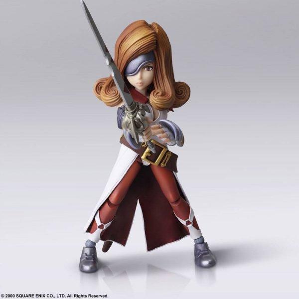 Final Fantasy IX Freya Crescent & Beatrix Bring Arts Action Figures Square Enix UK Final Fantasy action Figures UK Final Fantasy statues UK Animetal