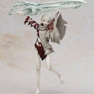 God Eater Shio PVC Statue 1/8 Scale Wing UK God Eater Anime Figures UK Animetal God eater statues UK God Eater Shio scale statues UK God Eater Merch UK