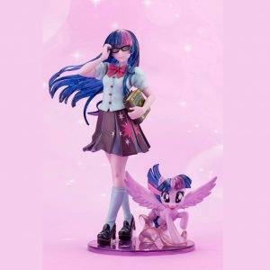 My Little Pony Bishoujo Twilight Sparkle Statue Limited Edition 1/7 Scale Kotobukiya UK My little pony figures UK Animetal