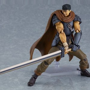 Berserk Movie Guts Figma Band of the Hawk Ver. Repaint Edition Max Factory UK berserk action figures UK berserk statues UK Animetal