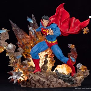 DC Superman: For Tomorrow Resin Statue 1/6 Scale Limited Oniri Creations UK superman resin statue oniri creations UK animetal