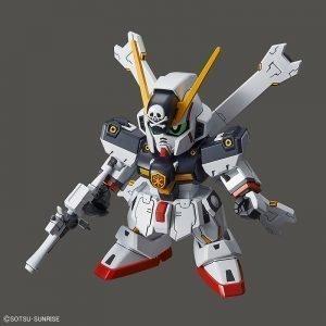 Gundam SD: SDCS : XM-X1 Crossbone Gundam X-1 Model Kit Bandai UK SD CROSS SILHOUETTE GUNDAM CROSSBONE X1 bandai UK animetal
