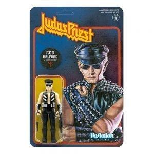 Judas Priest ReAction Action Figure Rob Halford 10 cm UK judas priest action figure UK judas priest rob halford action figure UK animetal
