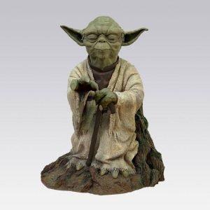 Star Wars Episode V Elite Collection Statue Yoda on Dagobah 16 cm Attakus UK Star Wars yoda figures UK star wars figures UK star wars yoda statue UK Animetal