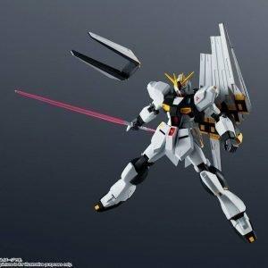 Mobile Suit Gundam: Char's Counterattack Gundam Universe Action Figure RX-93 v Gundam 15 cm Bandai Tamashii Nations UK Gundam RX-93 v Action figure UK Animetal