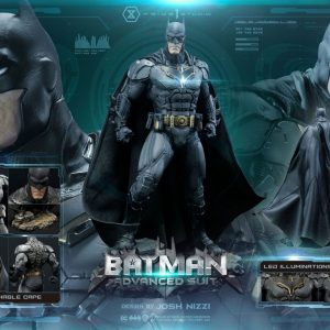 DC Comics Statue Batman Advanced Suit by Josh Nizzi 51 cm Prime 1 Studio UK dc comics statues UK batman statues UK Animetal