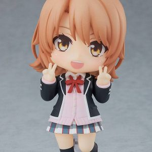 My Teen Romantic Comedy SNAFU Climax Nendoroid Action Figure Iroha Isshiki Good Smile Company UK my teen romantic comedu iroha nendoroid UK Animetal