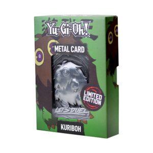 Yu-Gi-Oh! Replica Card Kuriboh Limited Edition FaNaTik UK yu gi oh merchandise UK yugioh card kuriboh UK yugioh figures UK Animetal