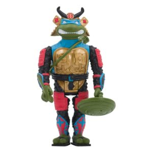 Teenage Mutant Ninja Turtles ReAction Action Figure Samurai Leonardo 10 cm Super7 UK Teenage Mutant Ninja Turtles action figure UK Animetal