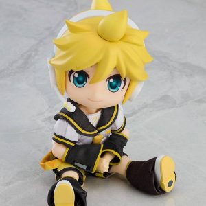 Character Vocal Series 02 Nendoroid Doll Action Figure Kagamine Len 14 cm Good Smile Company UK vocaloid kagamine len nendoroid doll UK Animetal