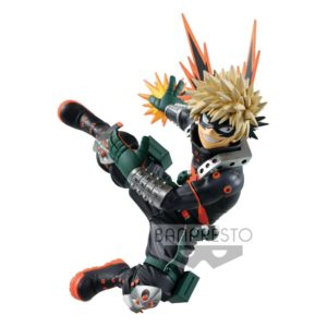My Hero Academia The Amazing Heroes PVC Statue Katsugi Bakugo 12 cm Banpresto UK My Hero Academia Katsugi Bakugo figure banpresto UK Animetal