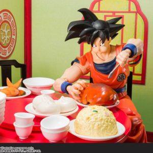 Dragon Ball Z S.H. Figuarts Accessories Son Goku's Harahachibunme Set 20 cm Bandai Tamashii Nations dragon ball z son goku action figure accessories UK Animetal