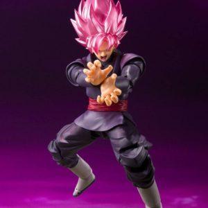 Dragon Ball Super S.H. Figuarts Action Figure Goku Black - Super Saiyan Rose 14 cm Bandai Tamashii Nations UK dragon ball super saiyan rose figure UK Animetal